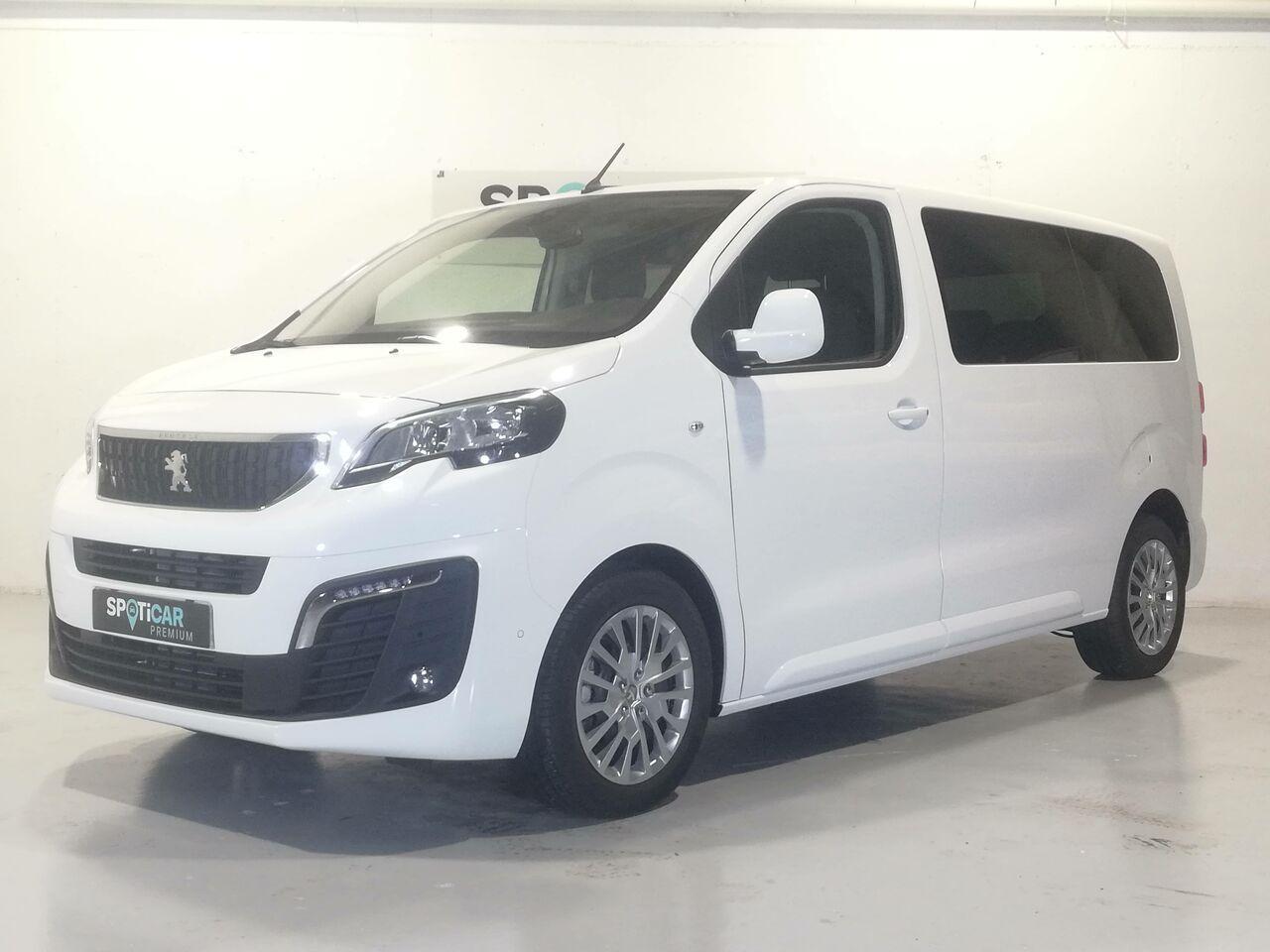 Peugeot Traveller BlueHDi 120 S&S 6V MAN Standard Business