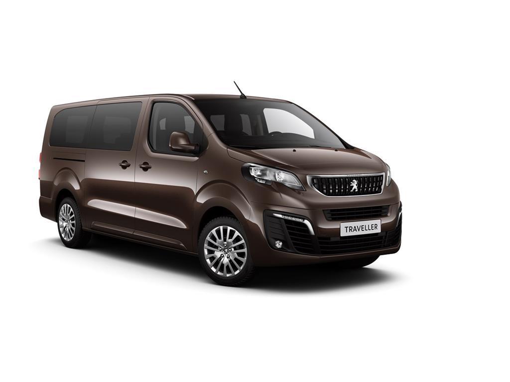 Peugeot Traveller Business BlueHDi 120 S&S 6 Vel MAN Long