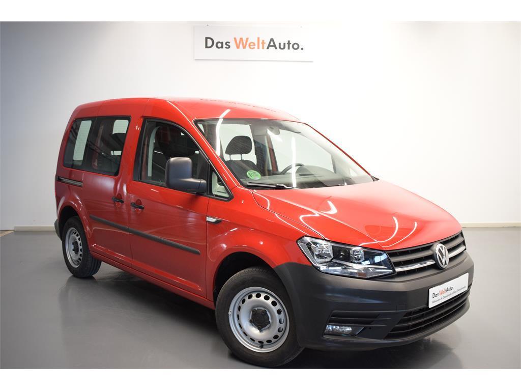 Volkswagen Comerciales Caddy 2.0TDI Kombi 102