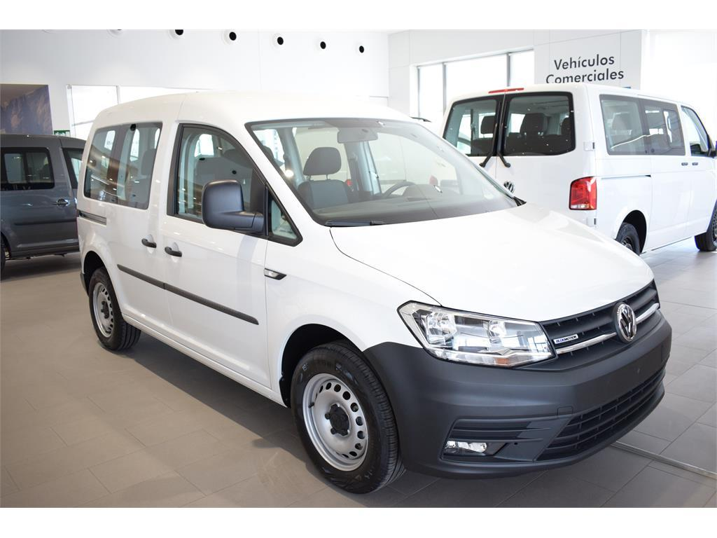 Volkswagen Comerciales Caddy 2.0TDI Kombi 75kW