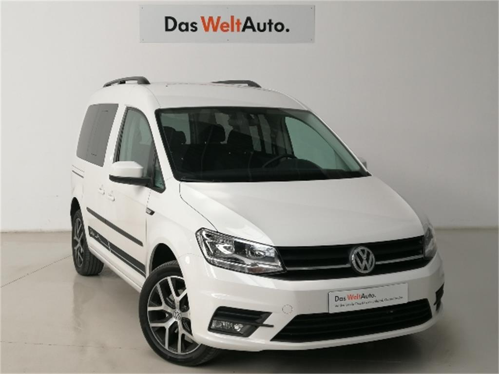 Volkswagen Comerciales Caddy 2.0TDI Outdoor 75kW