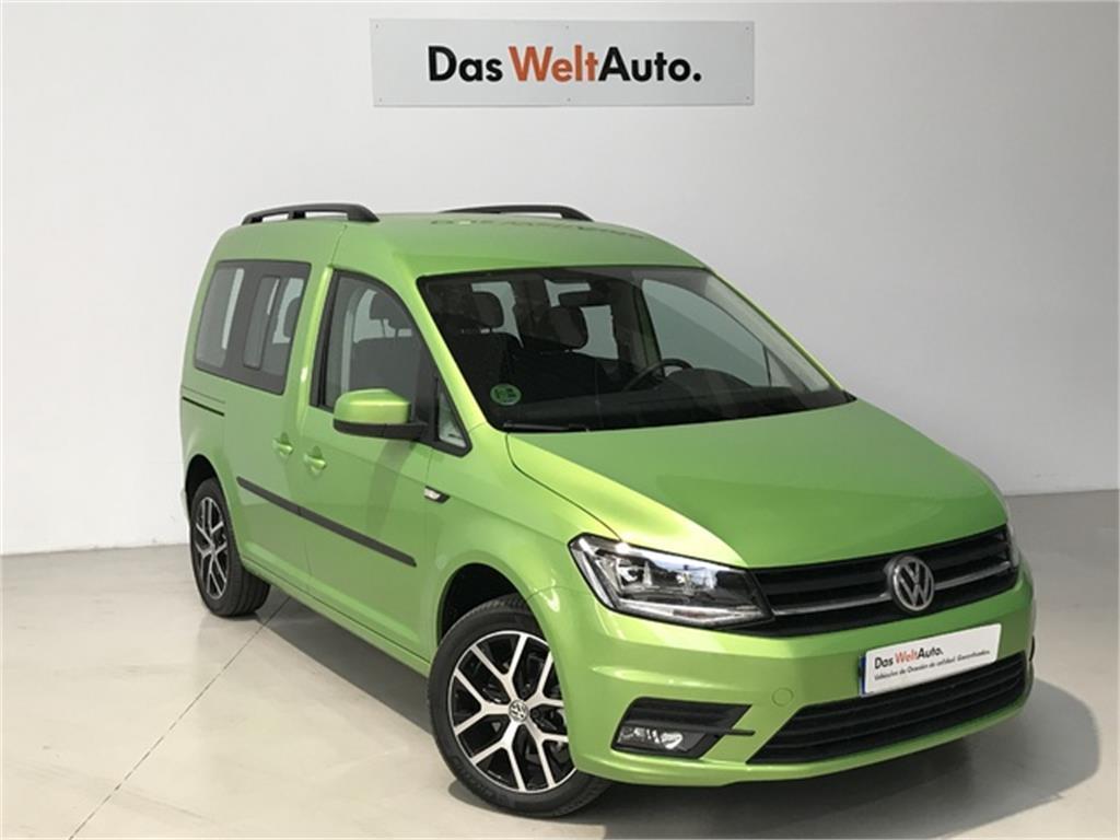 Volkswagen Comerciales Caddy 2.0TDI Trendline 102