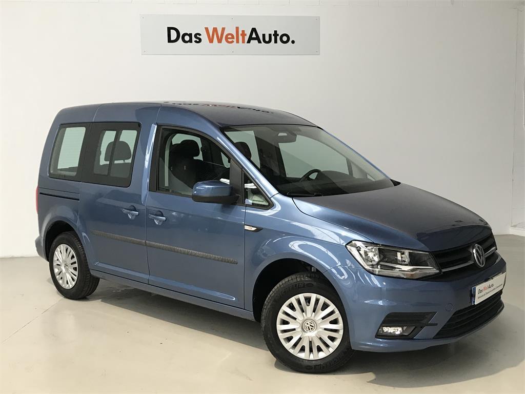 Volkswagen Comerciales Caddy 2.0TDI Trendline Bluemotion 102