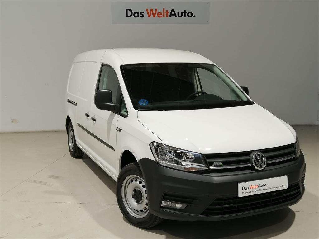 Volkswagen Comerciales Caddy ABT e-Caddy Maxi Furgón