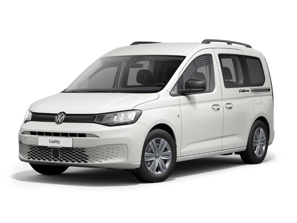 Volkswagen Comerciales Caddy California 2.0 TDI 90kW (122CV) DSG