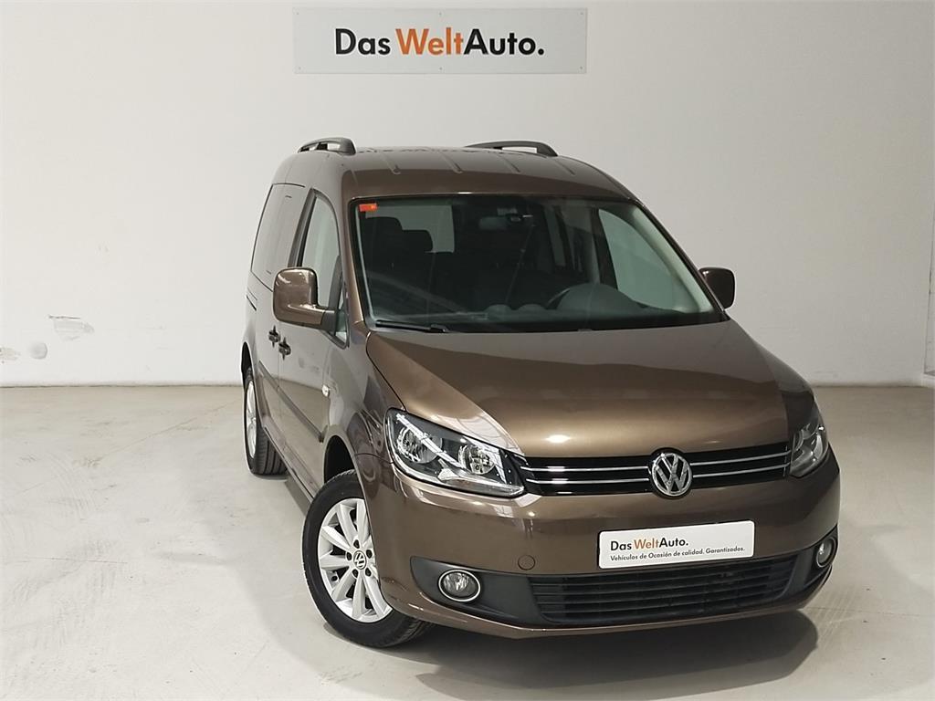 Volkswagen Comerciales Caddy Comfortline Edition 2.0 TDI 140 BMT 5pl