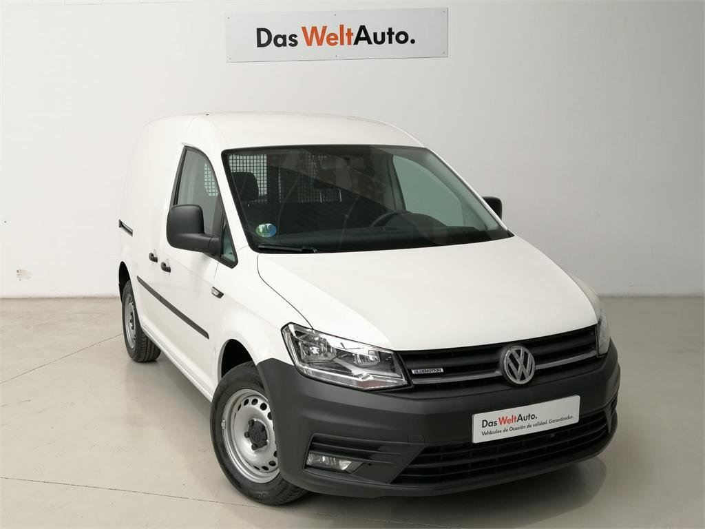 Volkswagen Comerciales Caddy Furgón 1.4TGI GNC