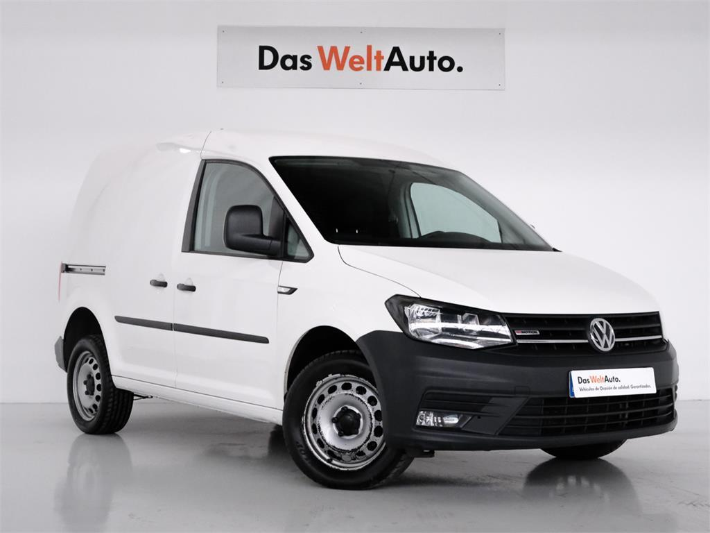 Volkswagen Comerciales Caddy Furgón 2.0 TDI 4MOTION 110CV