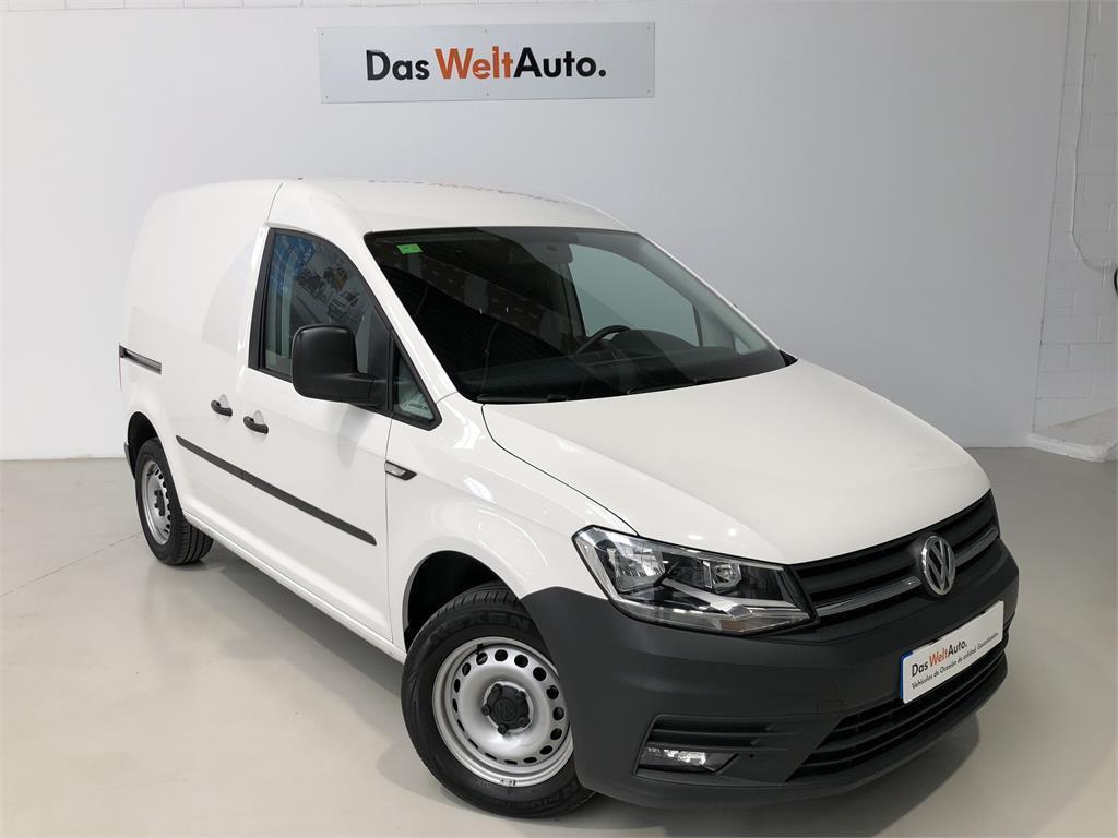 Volkswagen Comerciales Caddy Furgón 2.0 TDI 75kW
