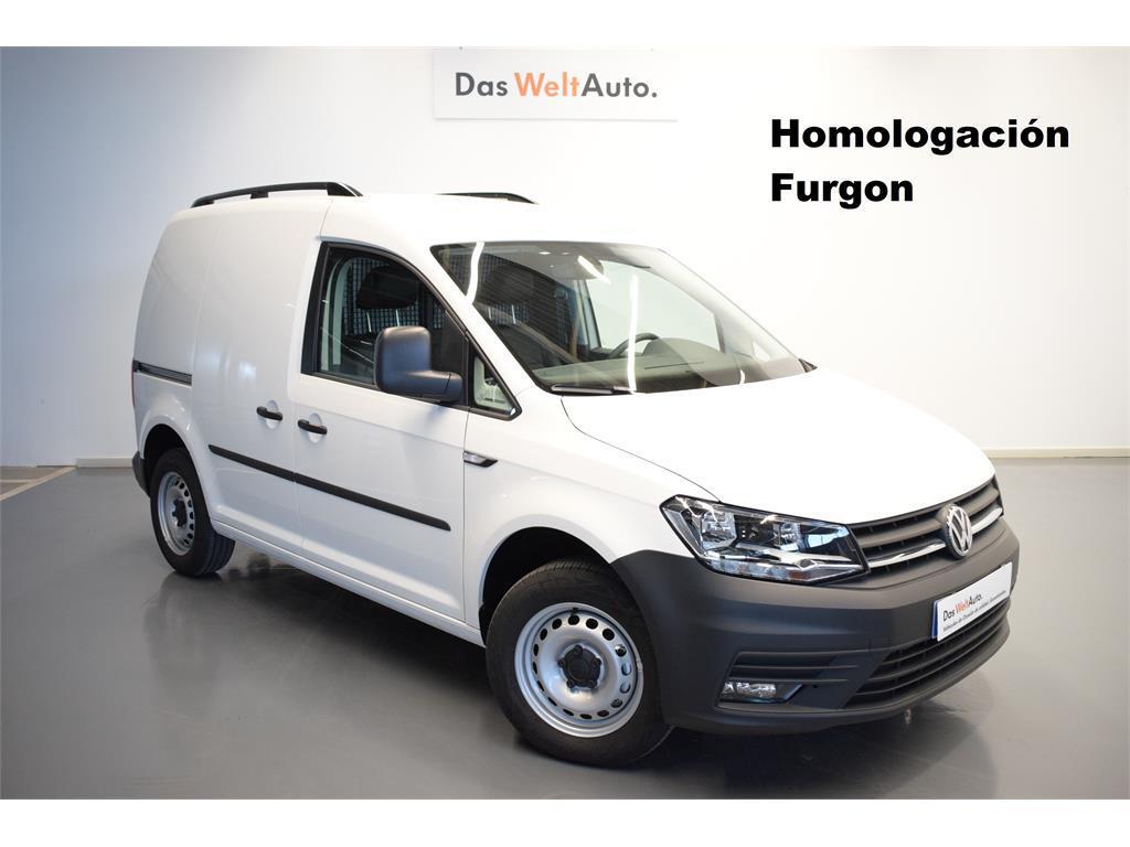 Volkswagen Comerciales Caddy Furgón 2.0TDI 75kW