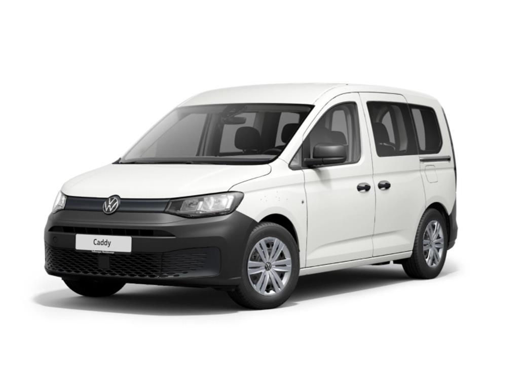 Volkswagen Comerciales Caddy Kombi 2.0 TDI 75kW (102CV)