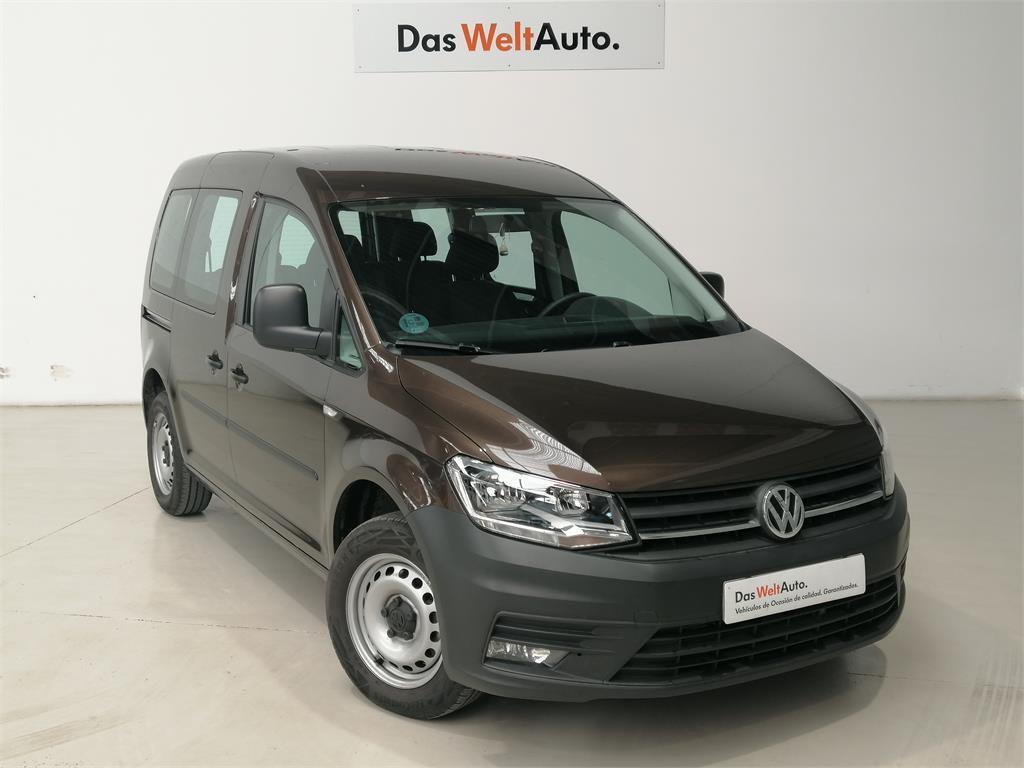 Volkswagen Comerciales Caddy Kombi 2.0 TDI 75kW BMT DSG