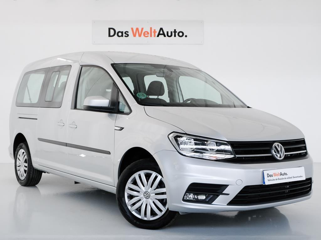 Volkswagen Comerciales Caddy Maxi Trendline 2.0 TDI 75kW (102CV) BMT