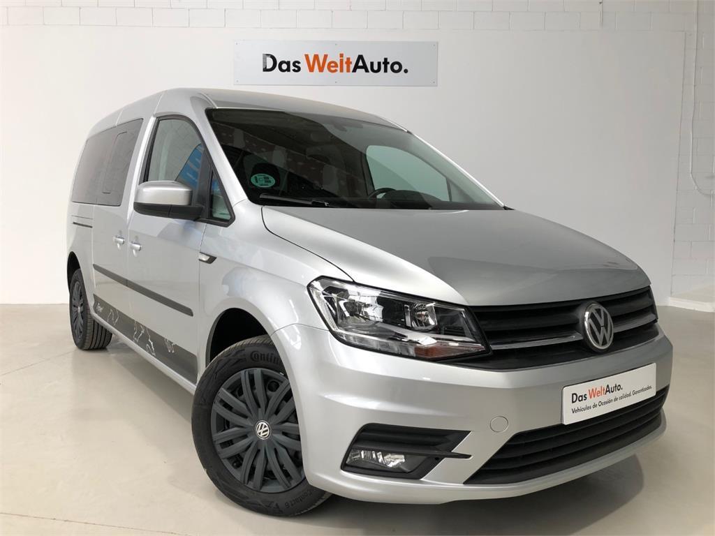 Volkswagen Comerciales Caddy Maxi Trendline TRAVEL 2.0 TDI 75kW (102CV) BMT