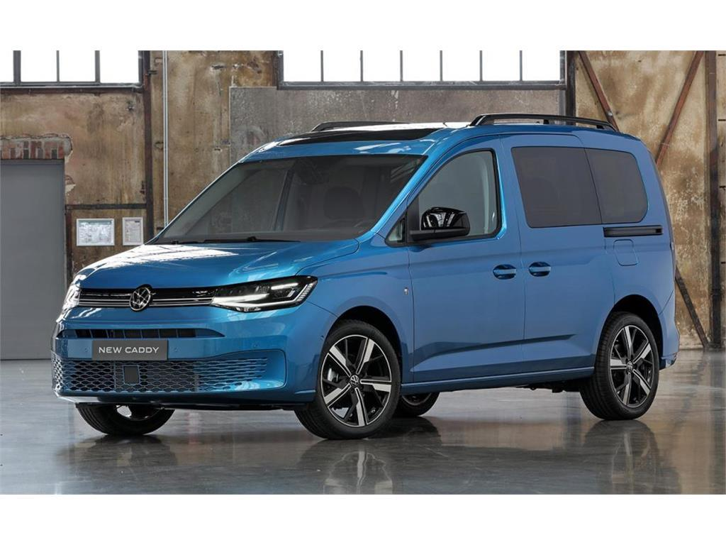 Volkswagen Comerciales Caddy Nueva Caddy 5