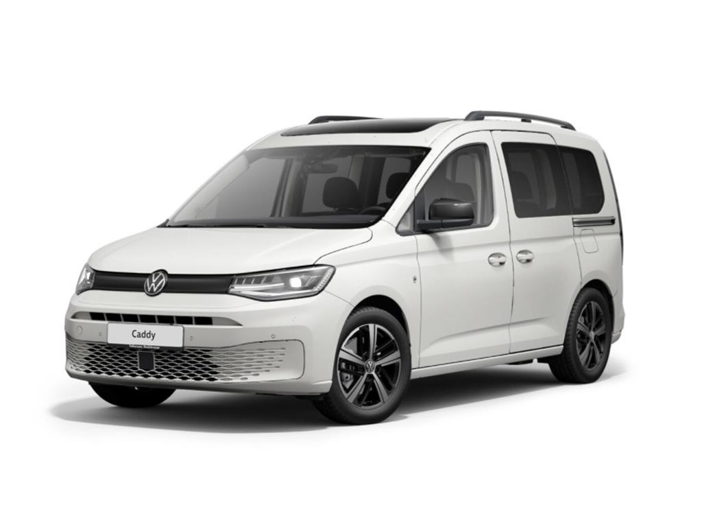 Volkswagen Comerciales Caddy Outdoor 2.0 TDI 75kW (102CV) BMT