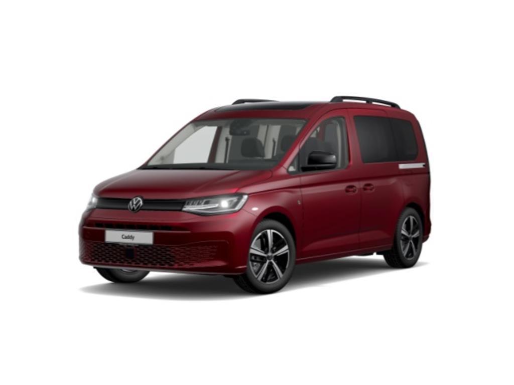 Volkswagen Comerciales Caddy Outdoor 2.0 TDI 90kW (122CV)