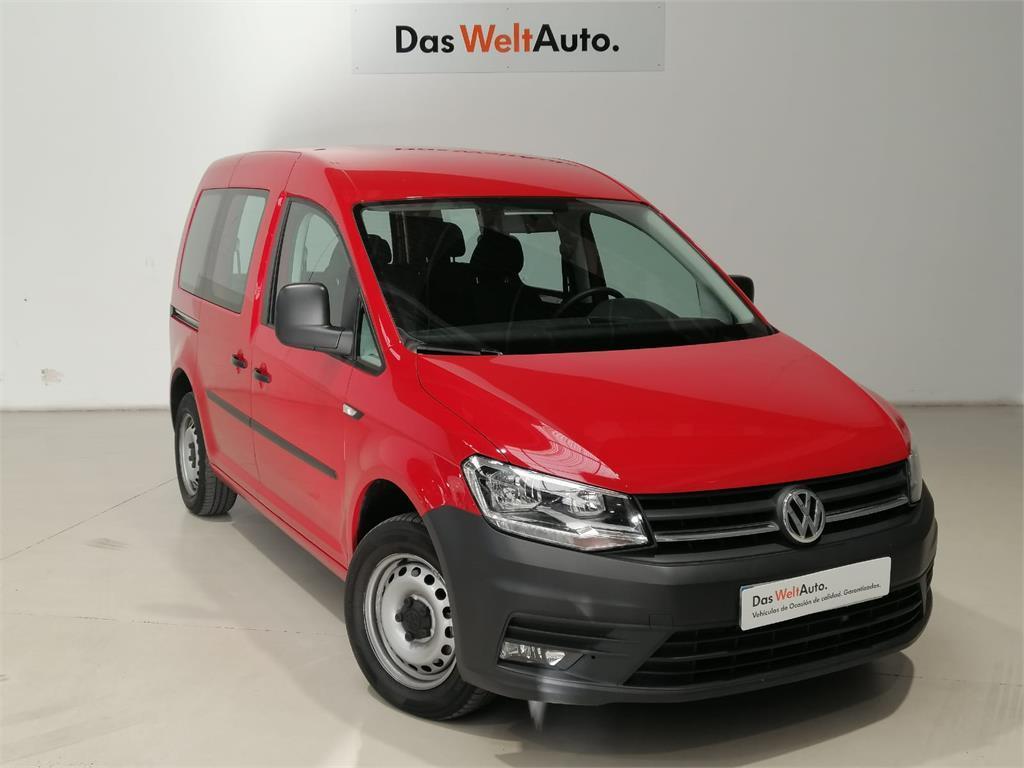 Volkswagen Comerciales Caddy Profesio Kombi 2.0 TDI 75kW BMT DSG