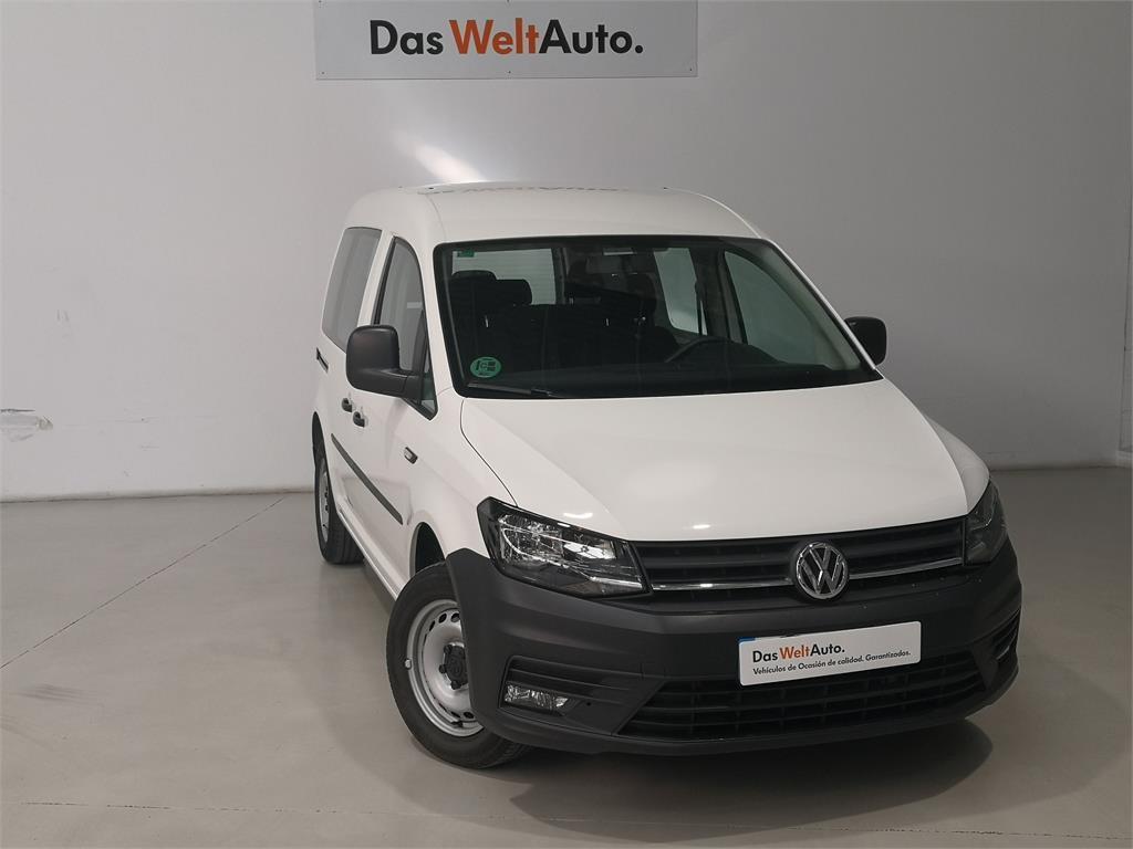 Volkswagen Comerciales Caddy Profesional Kombi 2.0 TDI 55kW BMT