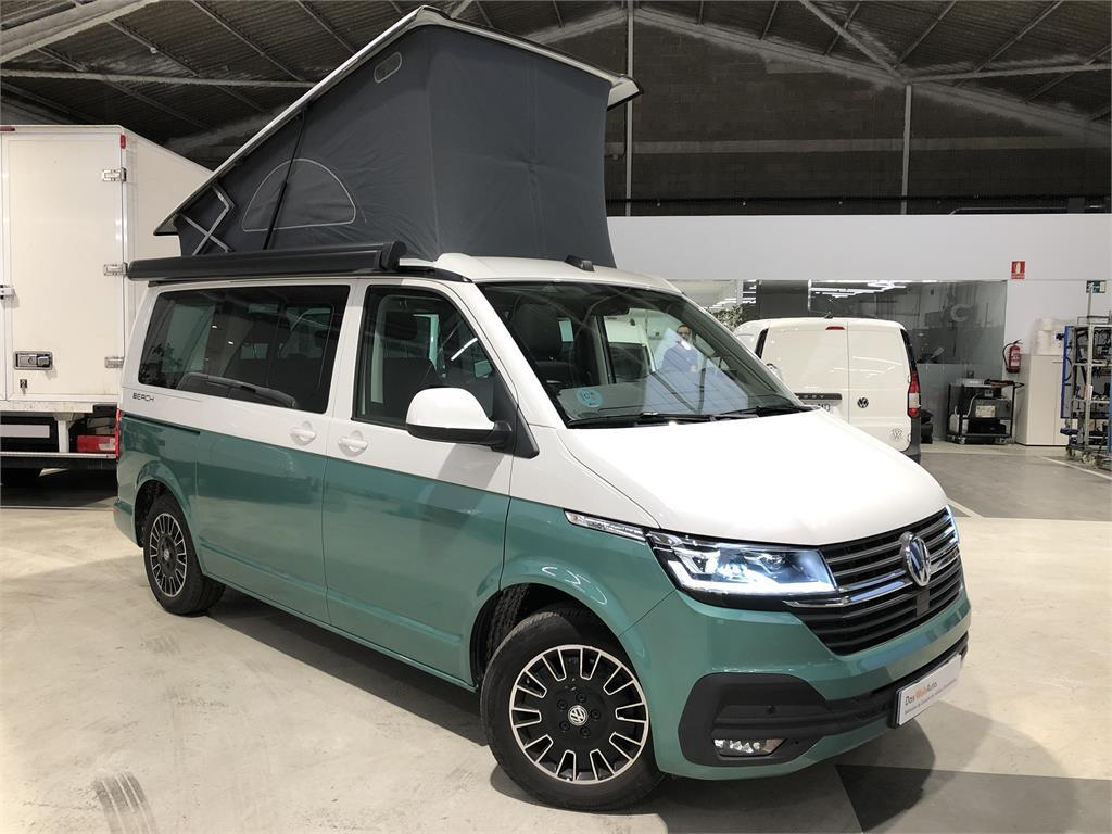 Volkswagen Comerciales California Beach Camper TDI 110KW (150CV) BMT DSG