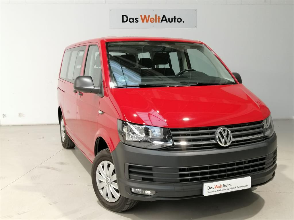 Volkswagen Comerciales Caravelle Caravelle Corto 2.0 TDI 84kW (114CV) BMT