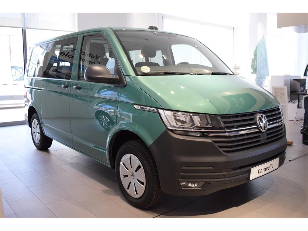 Volkswagen Comerciales Caravelle Origin Corta 2.0 TDI 81kW (110CV) BMT