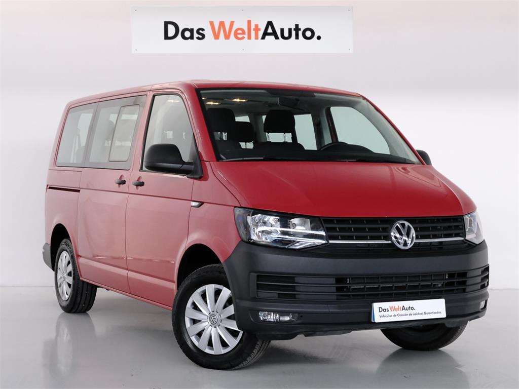 Volkswagen Comerciales Caravelle Trendline Corta 2.0 TDI 110kW BMT DSG