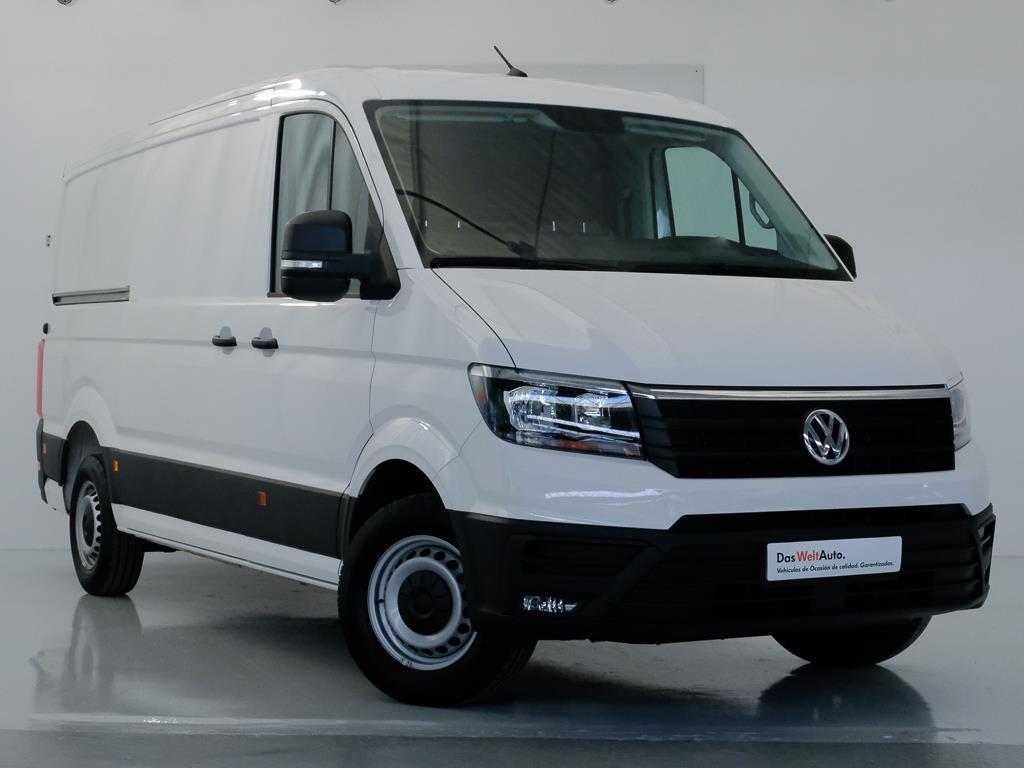 Volkswagen Comerciales Crafter 30 Furgón BM TN L3H2 2.0TDI 75kW (102CV)