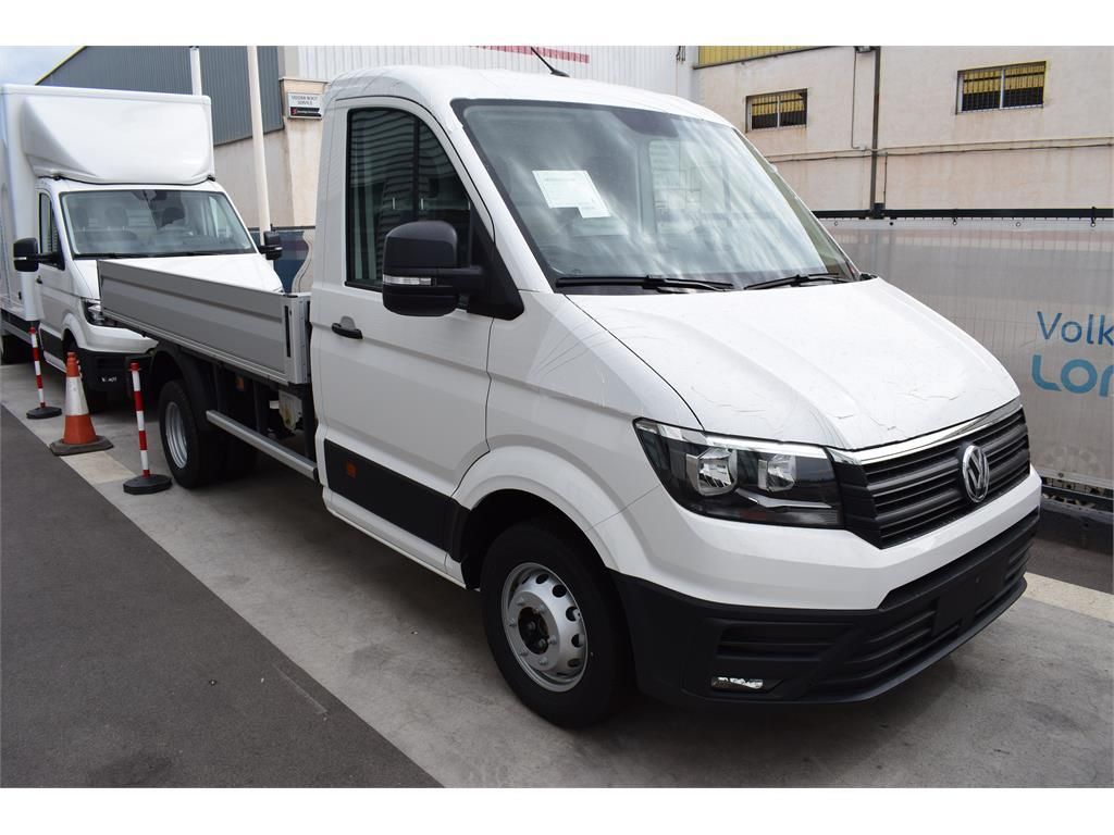 Volkswagen Comerciales Crafter 35 Chasis CS RD L3 2.0 TDI 90kW RWD