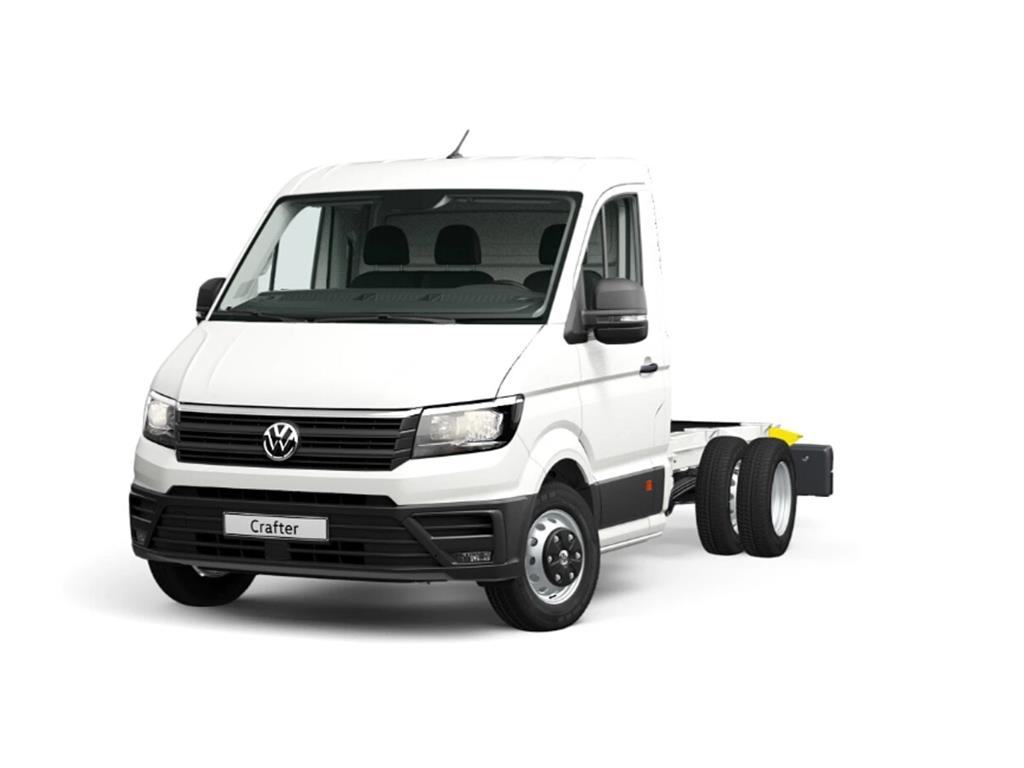 Volkswagen Comerciales Crafter 35 Chasis CS RD L4 2.0 TDI 130kW RWD