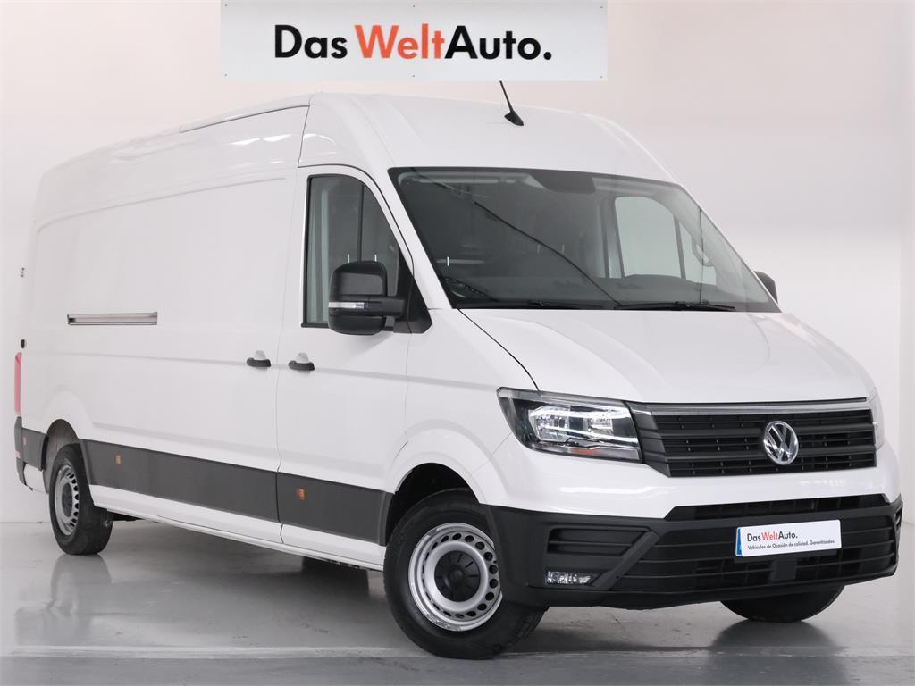 Volkswagen Comerciales Crafter 35 Furgón BL TA L4H3 2.0TDI 103kW(140CV)