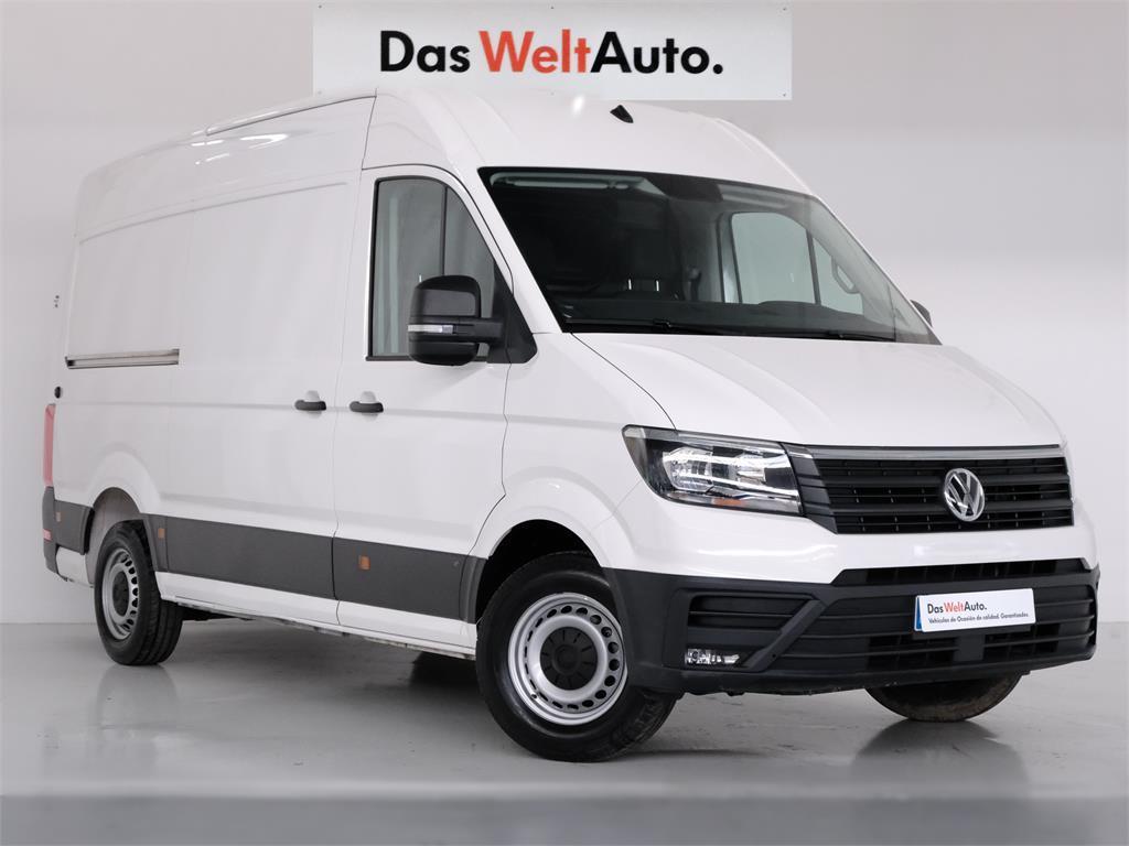 Volkswagen Comerciales Crafter 35 Furgón BM TA L3H2 2.0TDI 103kW (140CV)