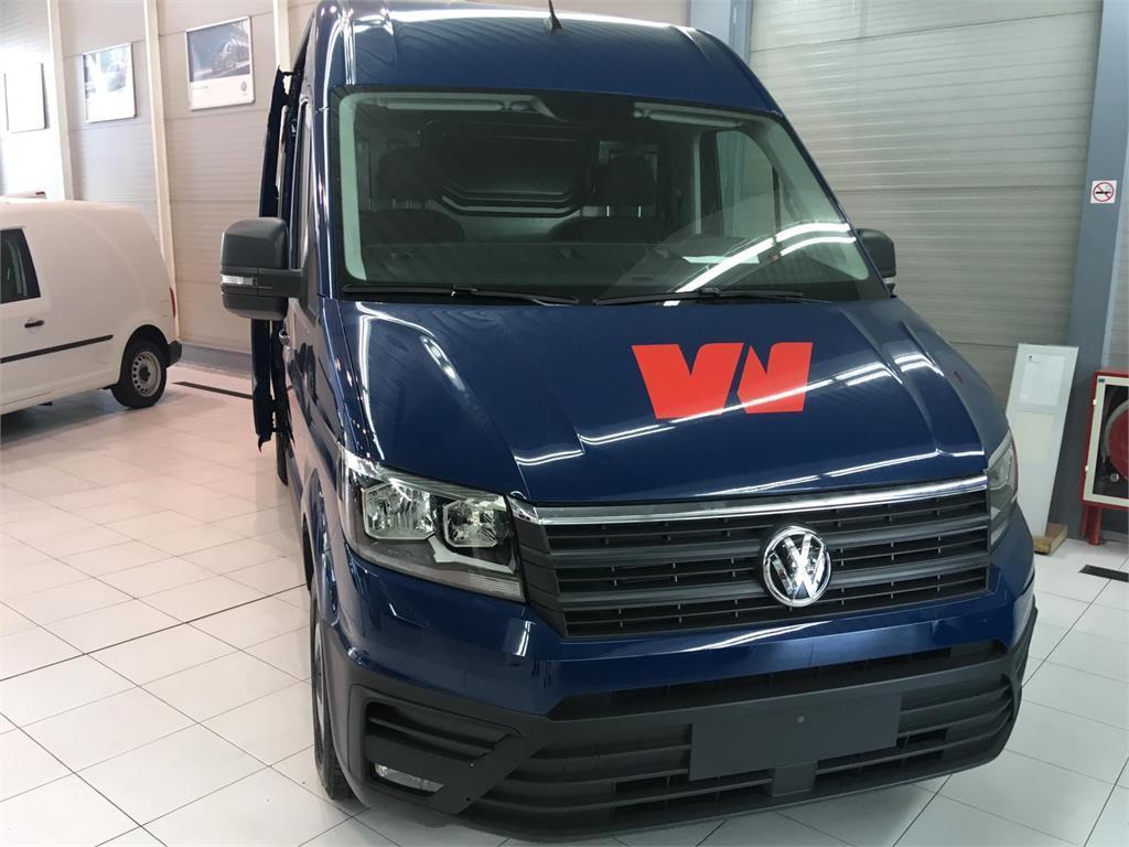 Volkswagen Comerciales Crafter 35 Furgón BM TN L3H2 2.0TDI 103kW(140CV)