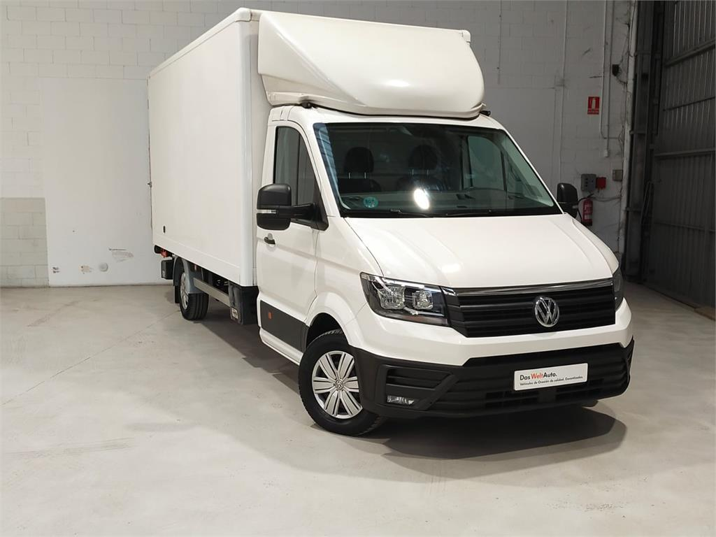 Volkswagen Comerciales Crafter Box 35 Chasis Carrozado BL TDI 103kW FWD