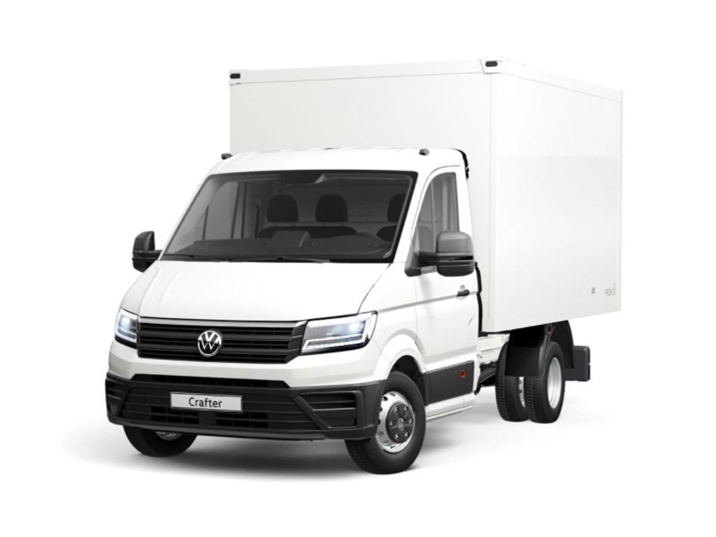 Volkswagen Comerciales Crafter Fresh 35 Cab.Simple L3 TDI 130kW (177CV)