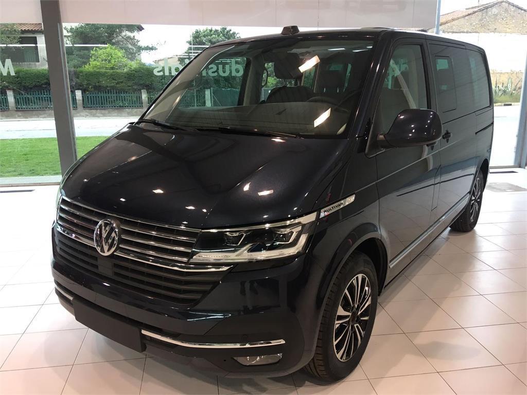 Volkswagen Comerciales Multivan