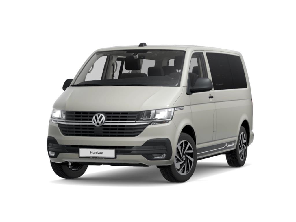 Volkswagen Comerciales Multivan Outdoor Corto 2.0 TDI 110kW BMT DSG