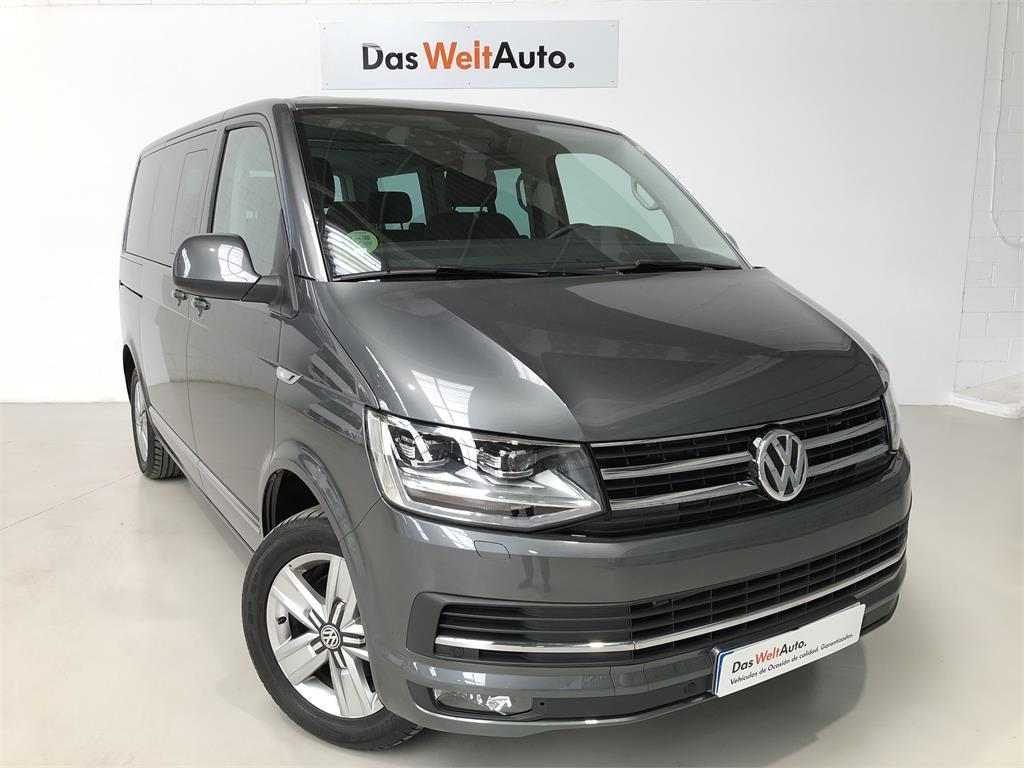 Volkswagen Comerciales Multivan Premium Corto 2.0 TDI 110kW BMT DSG 7