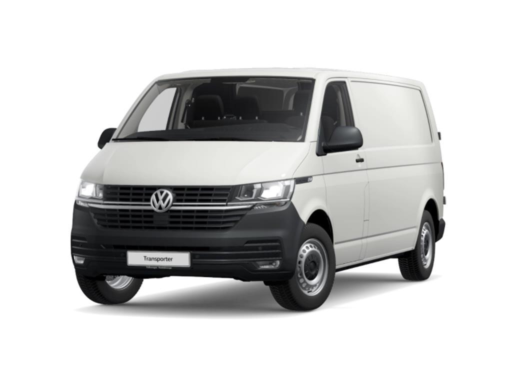 Volkswagen Comerciales Transporter Furgón ABT e-Transporter 6.1 Largo