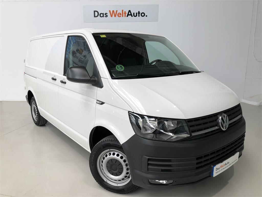 Volkswagen Comerciales Transporter Furgón Corto TM 2.0 TDI 75kW(102CV) BMT