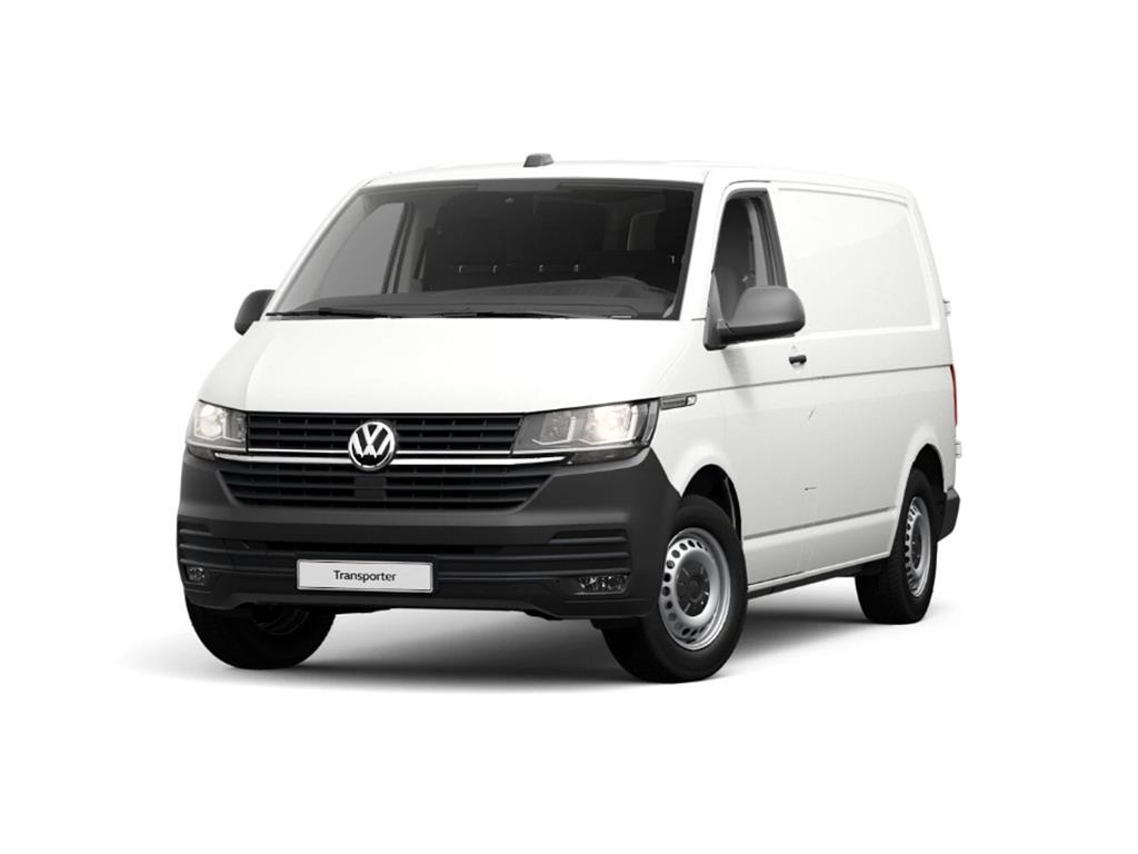 Volkswagen Comerciales Transporter Furgón Corto TN 2.0 TDI 81kW (110CV)