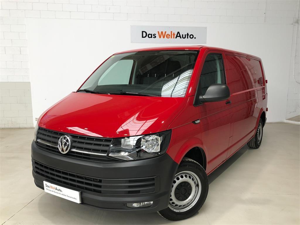 Volkswagen Comerciales Transporter Furgón Largo TM 2.0 TDI 110kW(150CV) BMT