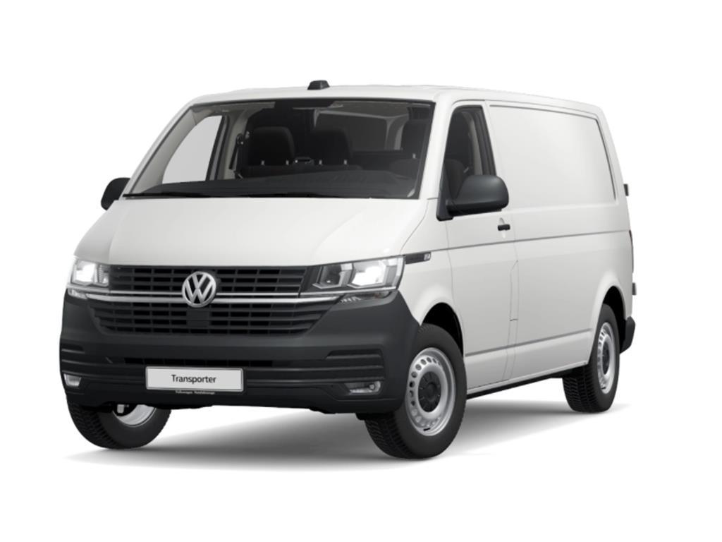 Volkswagen Comerciales Transporter Furgón Largo TN 2.0 TDI 81kW (110CV)
