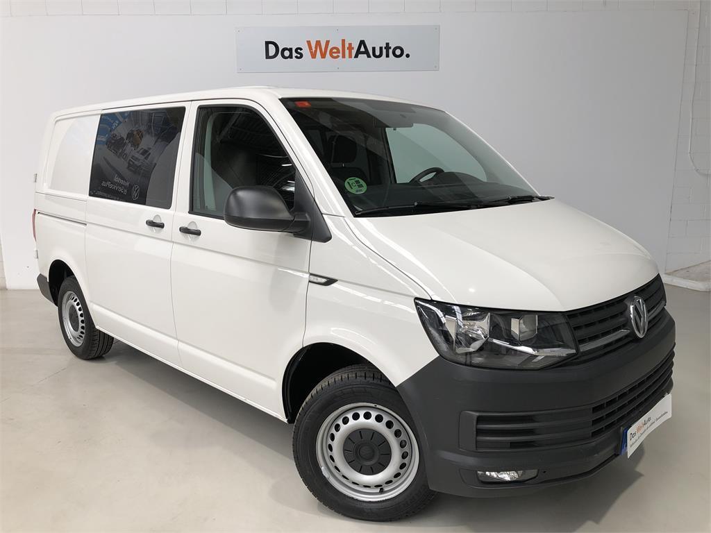Volkswagen Comerciales Transporter Mixto Corto TN 2.0 TDI 110kW (150CV) BMT