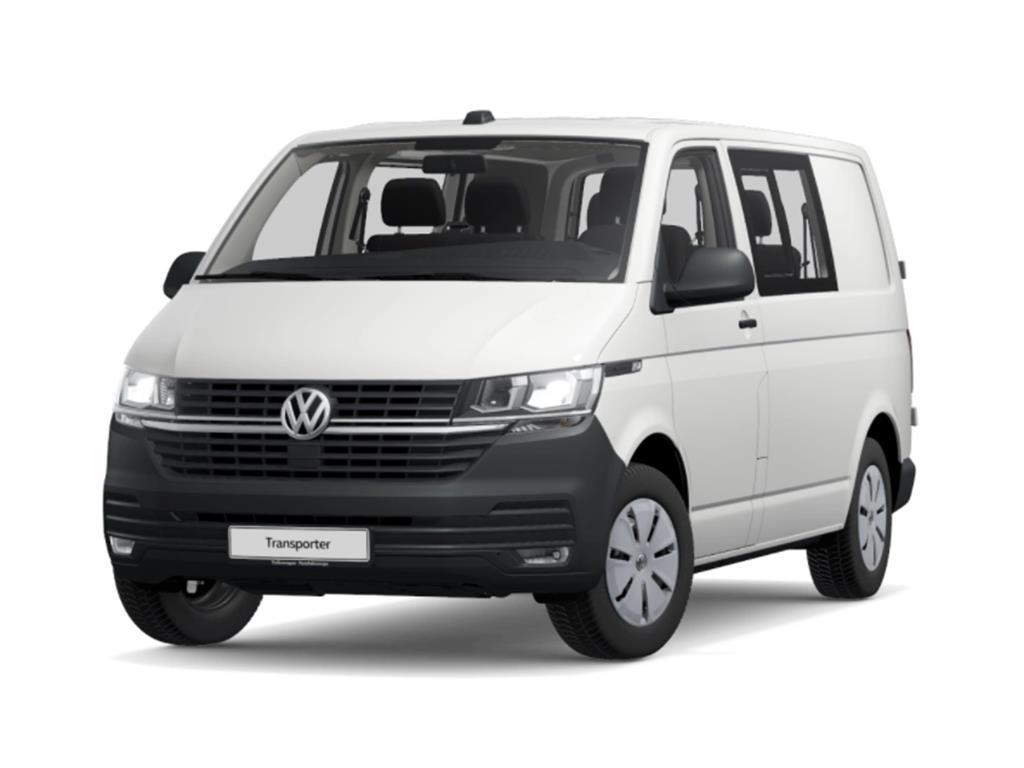 Volkswagen Comerciales Transporter Mixto Corto TN 2.0 TDI 81kW (110CV) BMT
