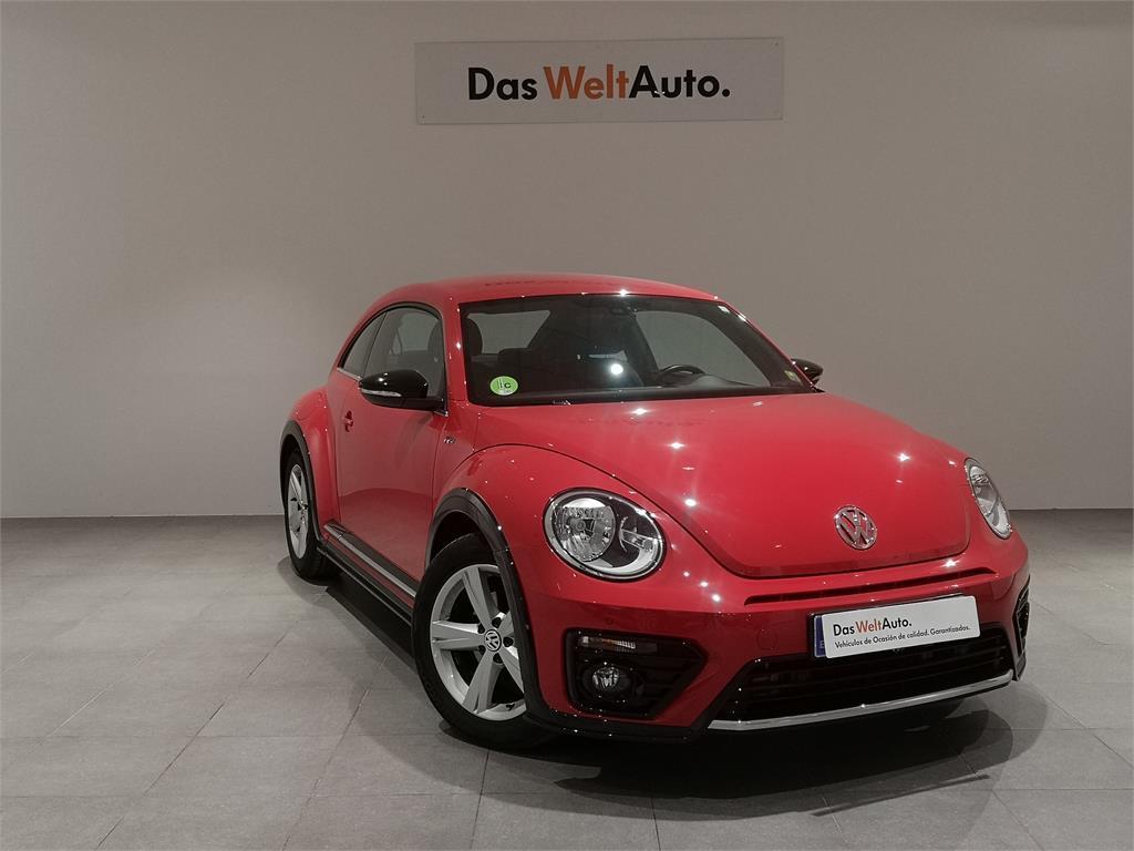 Volkswagen Beetle R-Line 1.4 TSI 110kW (150CV) DSG