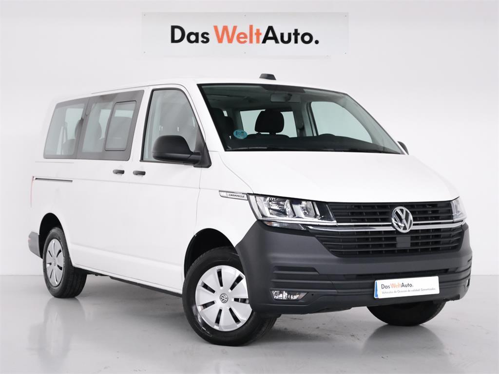Volkswagen Caravelle 6.1 Origin Corta 2.0 TDI 81kW (110CV) BMT