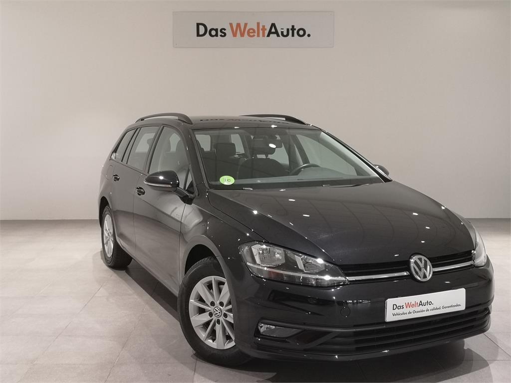 Volkswagen Golf Business & Navi 1.6 TDI 85kW Variant