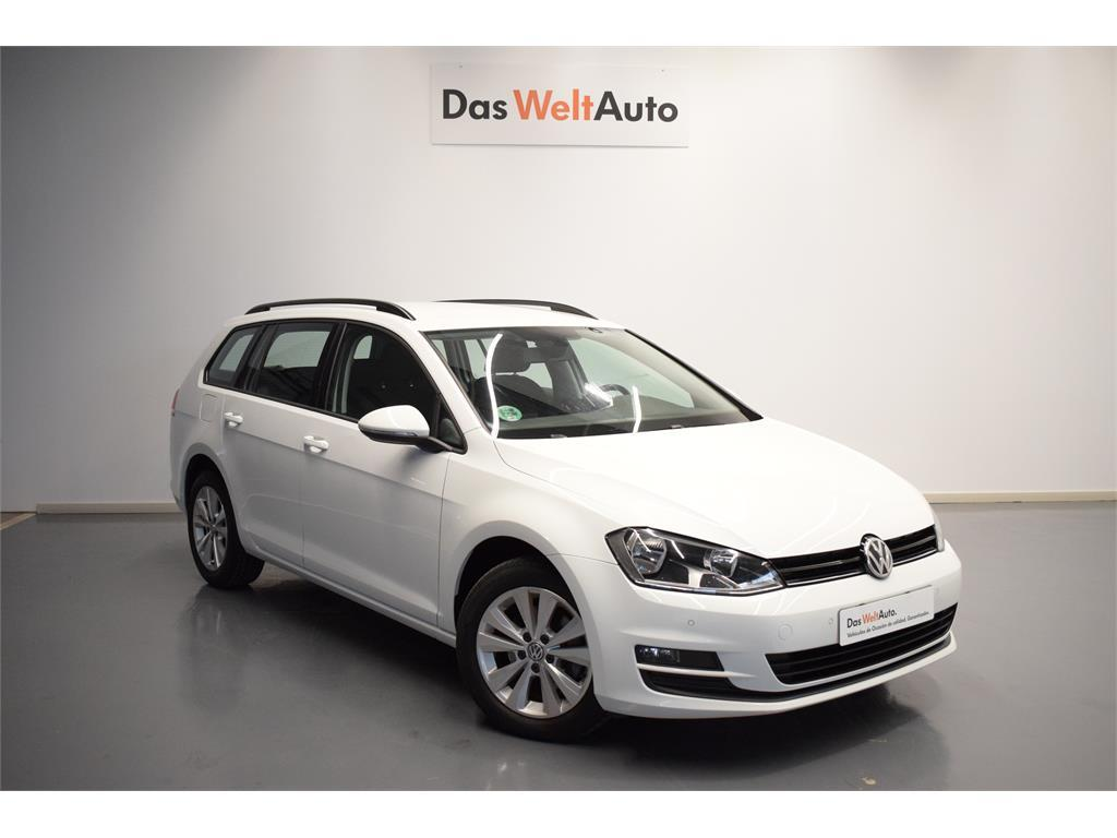 Volkswagen Golf Variant Special Edition 1.6 TDI 110 BMT