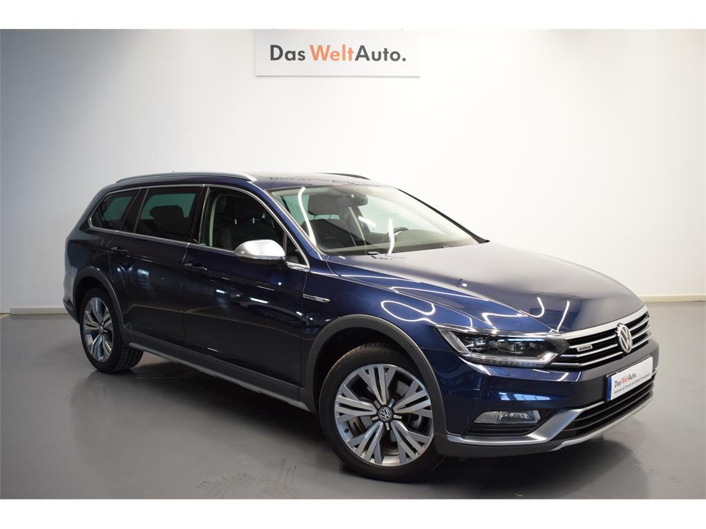 Volkswagen Passat Alltrack 2.0TDI 4M 110kW